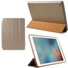 SMART COVER Integrale CUSTODIA SUPPORTO per Apple iPad 9.7 2018 Oro Gold