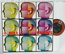 BILL EVANS - Same    Riverside Lp  1968