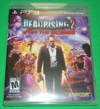 PS3 DEAD RISING 2 Off The Record Video Game