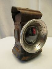 Antique Bicycle Light Vintage Cycle Lamp Kerosene By Hind Collectibles Rare *1