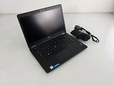 Dell Latitude E7470 14 in Laptop i7-6600U 2.60GHz 8GB 256 GB NVME SSD Win 10 Pro