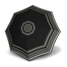Umbrella by Knirps - T.200 Duomatic Triton Black (UV Protected)