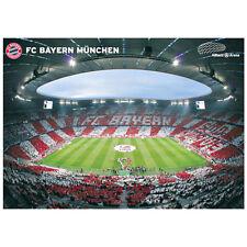 FC Bayern München Poster Allianz Arena Innenraum 360 Grad