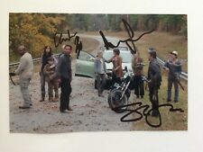 Andrew Lincoln auto photo The Walking Dead signed autograph Rick Grimes Glenn