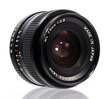 Yashica Lens ML 28mm 1:2.8 für Yashica/Contax Objektiv - 33903