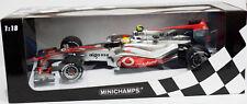 Minichamps 1:18 - Vodafone McLaren Mercedes MP4-25 L.Hamilton #2 2010 F1