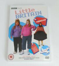Little Britain Abroad (DVD, 2007)