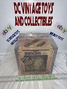 Vintage 1987 Mattel DROOL BOGLIN, Series 1 Large , with Hang Tag AFA 75 L@@K!!