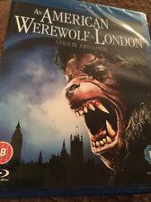 An American Werewolf In London (Blu Ray Region Free) Factory Sealed