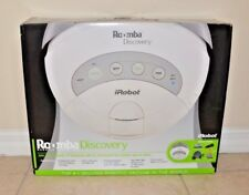 iRobot Roomba Discovery robotic floor vacuum cleaner 4210 - New Battery