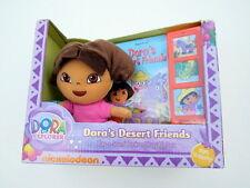 Dora's Desert Friends Plush Sound Book (2010, Board Book)