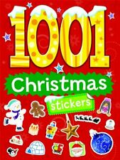 1001 Christmas Stickers (1001 Stickers) By Louise McDowell