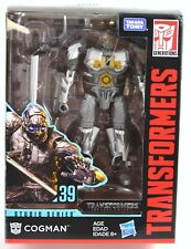 Transformers Hasbro Studio Series SS-39 Deluxe Cogman Brand New