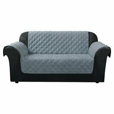 Non-Slip/Waterproof Sofa Furniture Cover - Sure Fit GRAY