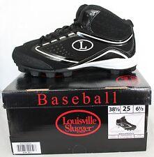 Louisville Slugger Mens Baseball Cleats  M LS Fastball MID Sz. 6.5  #550893477
