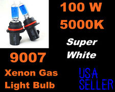 100w Super White Chrysler 00-03 Voyager High/Low Beam 9007/HB5 Xenon Bulbs