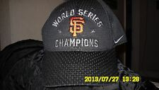 Nike SF Giants World Series Champions 2012 Hats New!!!