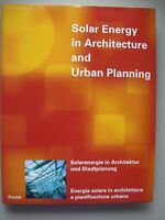 Solar Energy Architecture Urban Planning Solarenergie Architektur Stadtplanung