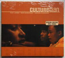 Culture clan Africa DIGIPACK CD sealed Inc. vidéo soul r & b Hip Hop