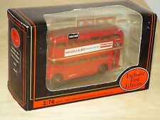 EFE 15610 1:76 Die Cast London Transport Routemaster Bus RM1992 Daltons, 3 avail