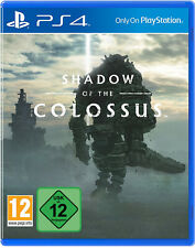 PS4 Shadow of the Colossus NEU&OVP Playstation 4