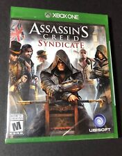 Assassin's Creed Syndicate [ First Print ] (XBOX ONE) NEW