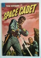 TOM CORBETT SPACE CADET # 7  VERY FINE 1953  GOLDEN AGE!
