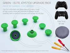 PS4 XBOX ONE Elite vert Joystick Upgrade Custom Concave Convexe Manette de télécommande mod