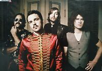 THE KILLERS - A3 Poster (ca. 42 x 28 cm) - Band Clippings Fan Sammlung NEU