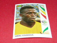 523 ABDEL COUBADJA TOGO PANINI FOOTBALL GERMANY 2006 WM FIFA WORLD