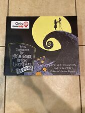 Nightmare Before Christmas Diamond Select Jack Skellington Sally & Zero Gamestop