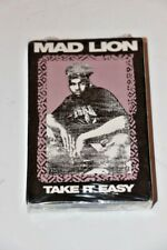 Take It Easy [EP] by Mad Lion (Cassette, Oct-1994, Weeded Records)