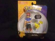 Pokémon Hero Figure Ash And Pikachu