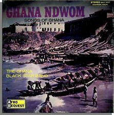 The Ghana Black Star Band - Ghana Ndwom (Songs of Ghana) - New LP Record! 5029
