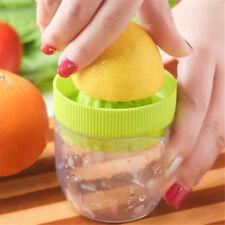 Mini Manual Hand Citrus Juicer Orange Plastic Squeezer Lemon Fruit Press Juice Z