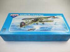 NOVO (ex-Frog) 1/72 Scale Model Aircraft Kit FAIREY SWORDFISH UNMADE Soviet USSR