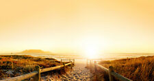Fototapete Sonnenuntergang Nr. 262 Größe: 400x280cm Meer Tapete Erde Ozean
