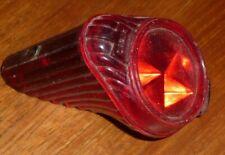 Feu arrière CIBIE de vélo ancien Vintage bicycle rear red light ,NOS