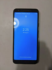 Google Pixel 3A used, 64 GB, Black, locked T-Mobile