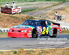 JEFF GORDON WINS SEARS POINT #24 1999 DUPONT SONOMA 16X20 PHOTO NASCAR CUP