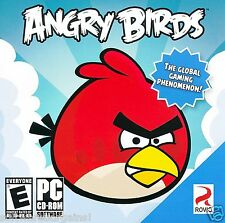 ANGRY BIRDS. BRAND NEW.OVER 300 LEVELS OF FURIOUS ACTION. SHIPS FAST/SHIPS FREE!