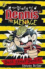 The Diary of Dennis the Menace: Bash Street Bandit (Book 4),Steven Butler