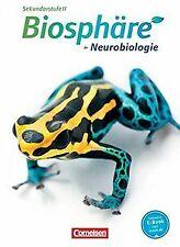 Biosphäre Sekundarstufe II - Themenbände: Neurobiologie:... | Buch | Zustand gut