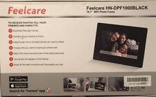 "Feelcare 10.1 Smart WiFi Digital Photo Frame  HN-DF1000Black ""BRAND NEW"" 8GB"