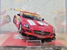 "SCX Racing > Mercedes SLS GT3 ""DHL"" Slot Car, 1:32 Scale"