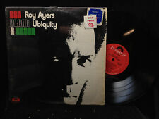 Roy Ayers Ubiquity-Red Black & Green-Polydor 6078-SHRINK