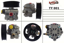 Power Steering Pump MSG Toyota Rav 4 2000-2005