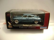 1948 Tucker 1:43 scale Die-Cast /  Road Signature  New in box