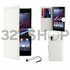 Fundas y carcasas Para Sony Xperia Z1 color principal blanco para teléfonos móviles y PDAs Sony