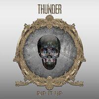 THUNDER Rip It Up 2017 German vinyl 2-LP album NEW/SEALED